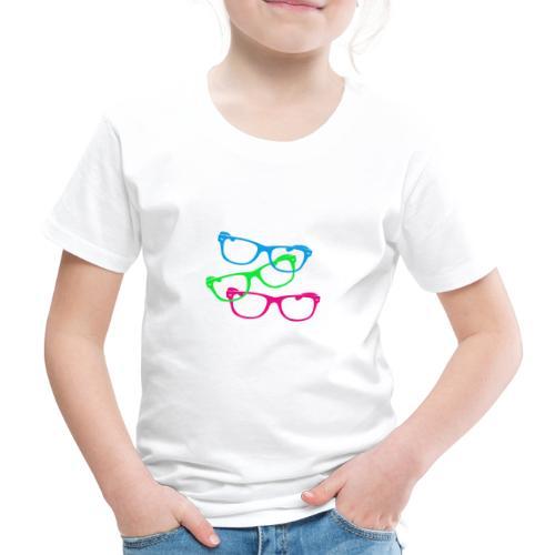 lunettes - T-shirt Premium Enfant