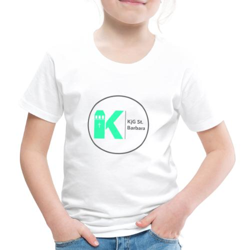 K-Geometry Druck - Kinder Premium T-Shirt