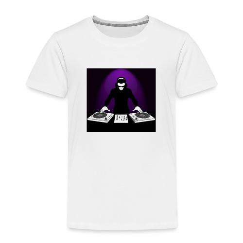 DJ Rojbin - Premium-T-shirt barn