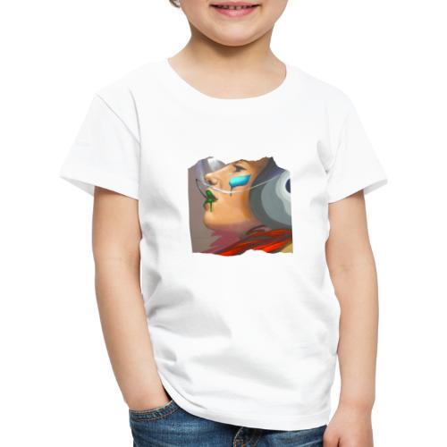 Pilotin-Street Art - Kinder Premium T-Shirt