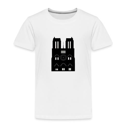 Souvenir de Cathédrale - T-shirt Premium Enfant