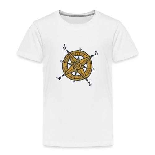 compas - Kinderen Premium T-shirt