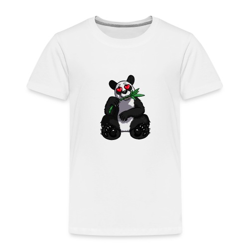 Team Panda - Kinder Premium T-Shirt