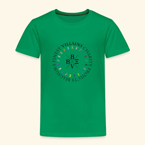 BVBE Charity Projects - Kids' Premium T-Shirt