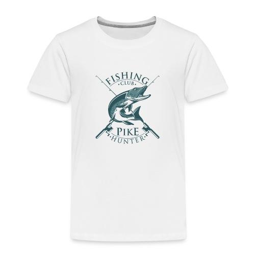Fishing Pike - Kinder Premium T-Shirt
