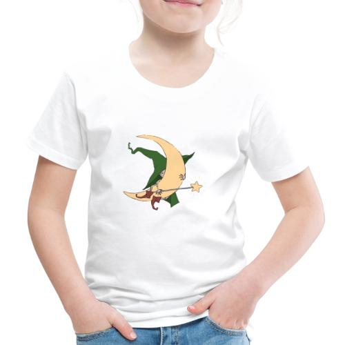 Green Witch Moon - Kinder Premium T-Shirt