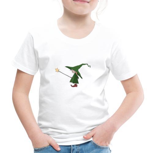 Green Witch - Kinder Premium T-Shirt