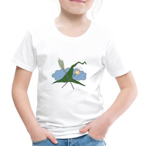 Witch Sign - Kinder Premium T-Shirt