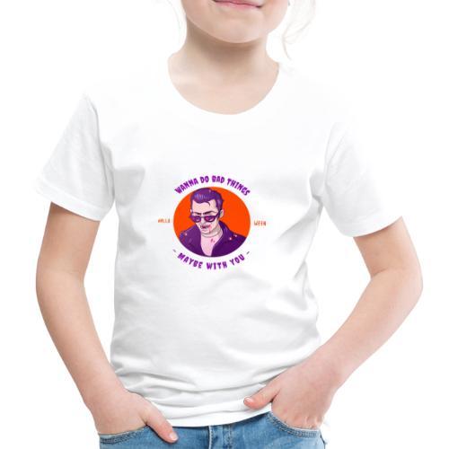 Sexy Halloween Male - Kinder Premium T-Shirt