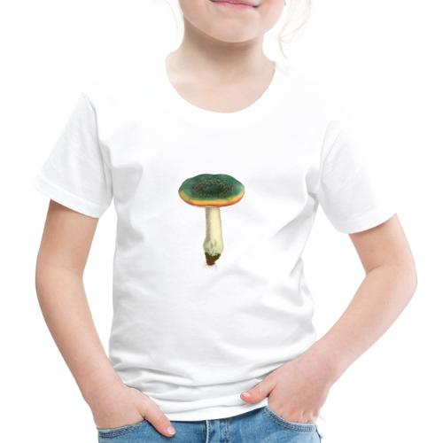 Regenbogenpilz - Kinder Premium T-Shirt