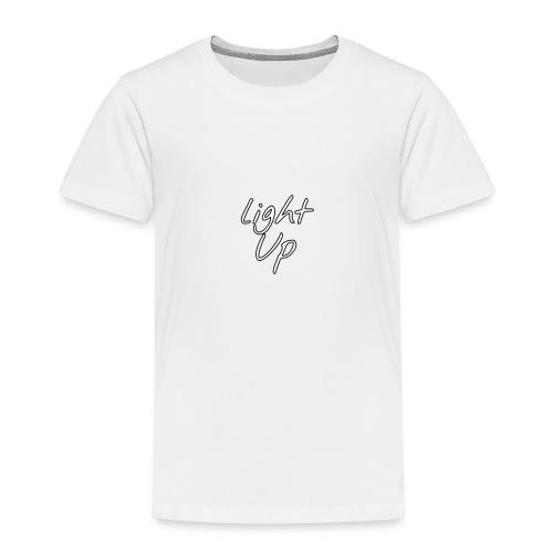 light up design - Kinder Premium T-Shirt