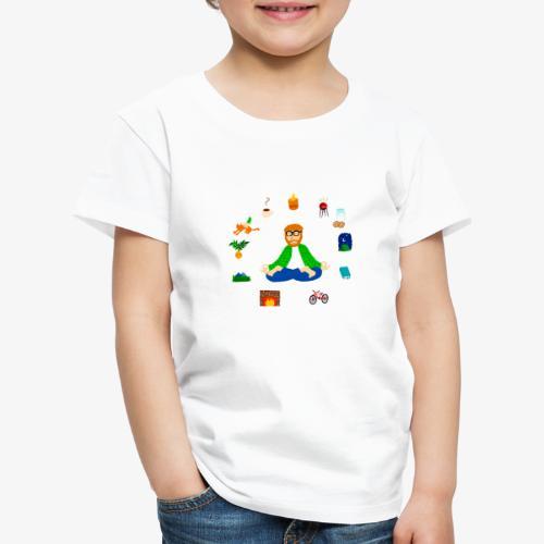 HYGGE Meditaion - Camiseta premium niño