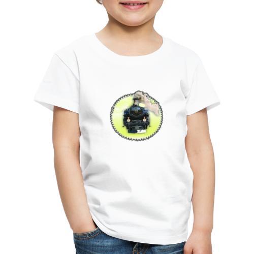 200 DPI transparent Lok OK - Kinder Premium T-Shirt