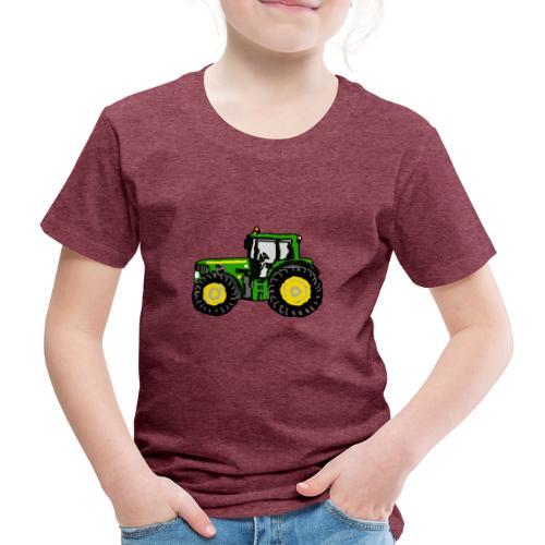 Trecker - Kinder Premium T-Shirt
