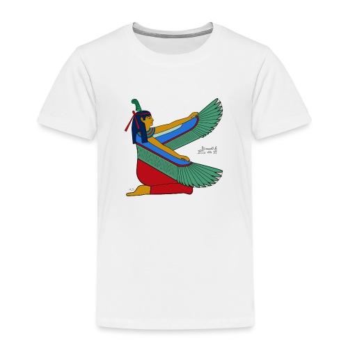 Maat - altägyptische Göttin - Kinder Premium T-Shirt