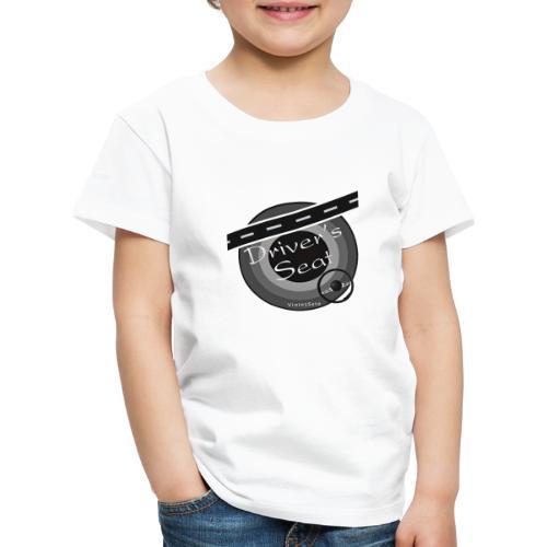 Driversseat - Fahrersitz - Autostoel - Kinderen Premium T-shirt