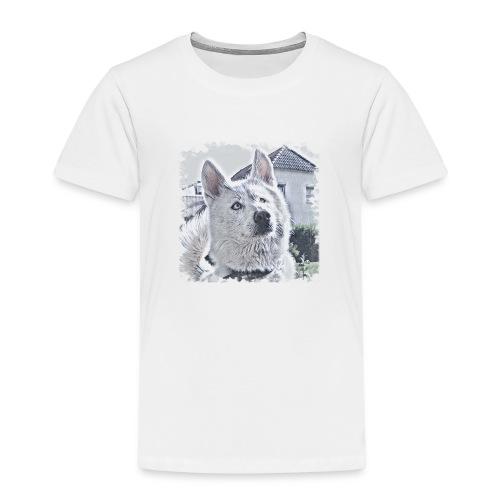 Pass auf - Kinder Premium T-Shirt