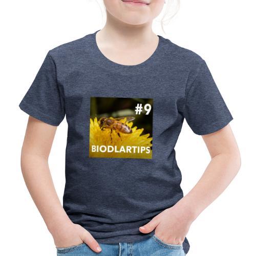 Biodlartips No #9 - Premium-T-shirt barn