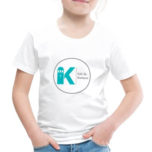 K-Geometry Druck - Kinder Premium T-Shirt