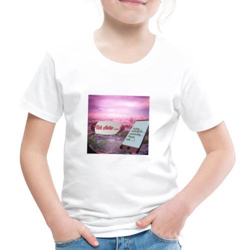 Tal Aviv is calling - traumhafter Sehnsuchtsort - Kinder Premium T-Shirt