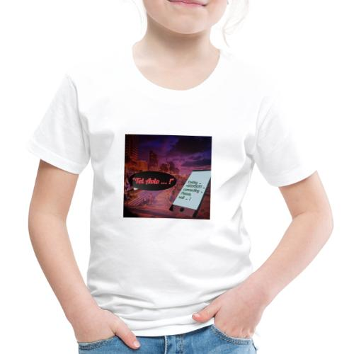 Tel Aviv is calling - Sehnsuchtsorte - Kinder Premium T-Shirt
