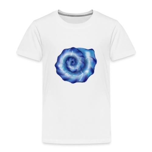 Galaktische Spiralenmuschel! - Kinder Premium T-Shirt