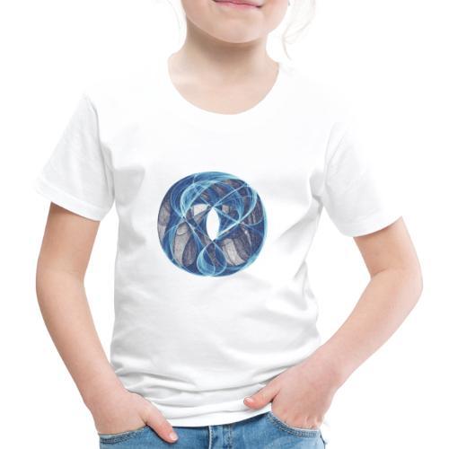 Winde des Herzens 10051ice - Kinder Premium T-Shirt