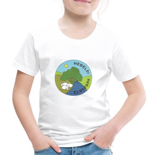 Logo Elbe-Tier-Park Hebelei - Kinder Premium T-Shirt