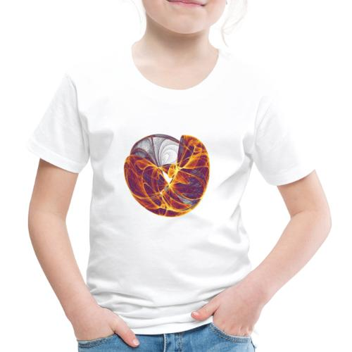Currents of the Heart 8124 Inferno - Kids' Premium T-Shirt
