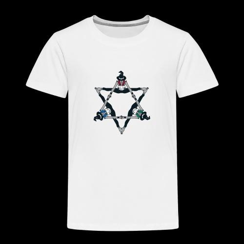 Yoga Hexenzirkel - Kinder Premium T-Shirt