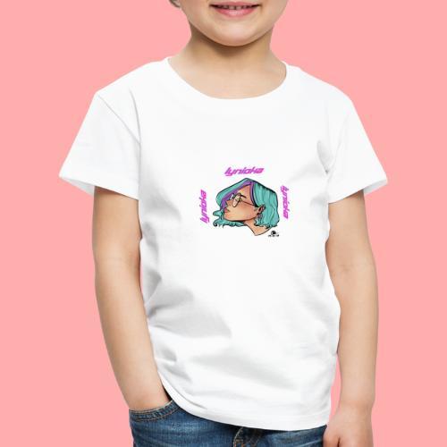 Lynioka Purple Up - T-shirt Premium Enfant