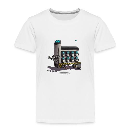 The S.T.A.F.F. Robot! - Børne premium T-shirt