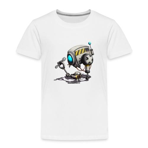 The T.O.O.L. Robot! - Børne premium T-shirt