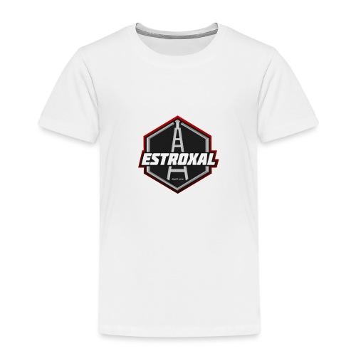 Estroxal - Logo - Lasten premium t-paita