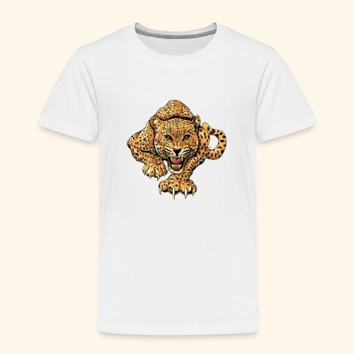 leopardillo - Camiseta premium niño