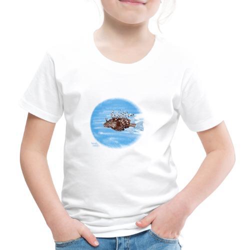 Poisson zèbre - T-shirt Premium Enfant