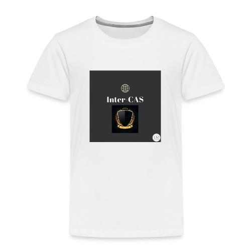 Inter-CAS Mention Safty - Kinder Premium T-Shirt