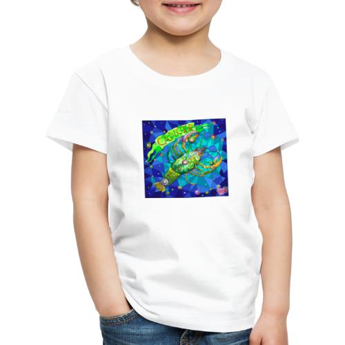 skorpion - Børne premium T-shirt