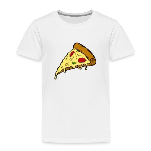 pizza pizza pizza - Camiseta premium niño