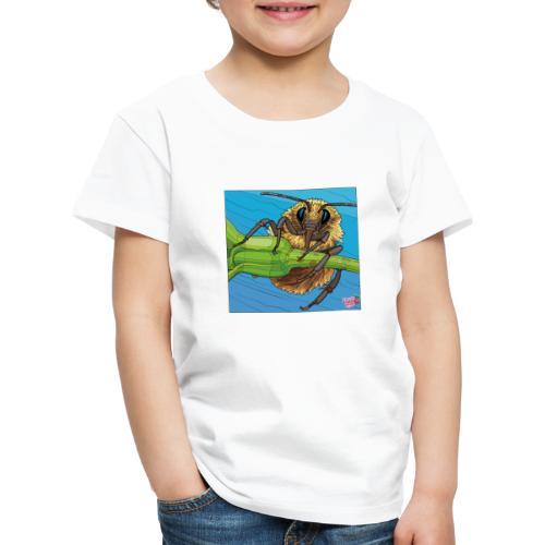Bi - Børne premium T-shirt
