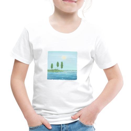 zomertijd - T-shirt Premium Enfant