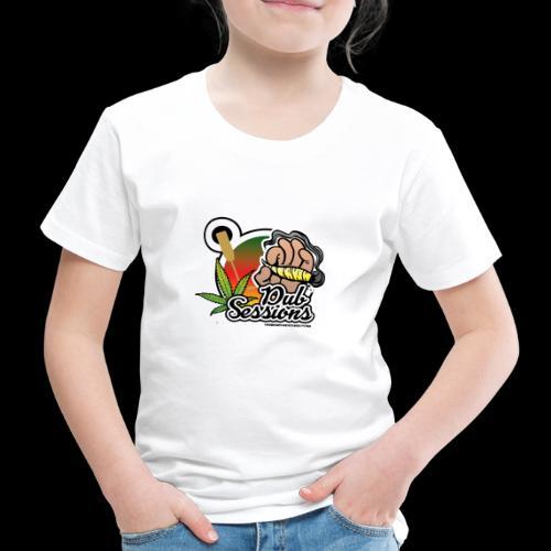 DUB SESSIONS UnderGroundSoundSystem - Kinder Premium T-Shirt