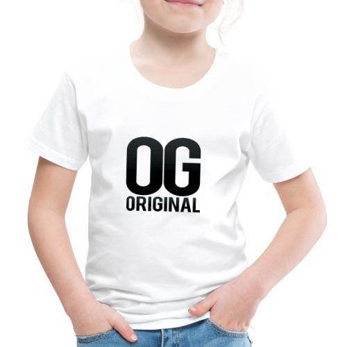 OG as original - Kids' Premium T-Shirt