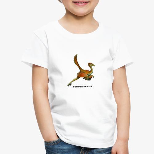 Deinonychus - Camiseta premium niño