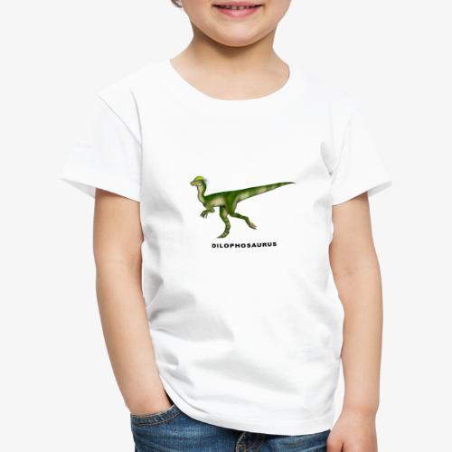 Dilophosaurus - Camiseta premium niño