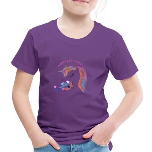 Princesse licorne - T-shirt Premium Enfant