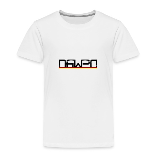 DGWPD Logo 1 - Kinder Premium T-Shirt