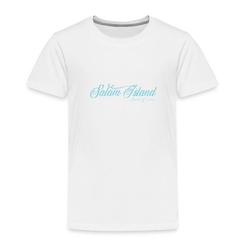 Salam Island calli bleu - T-shirt Premium Enfant