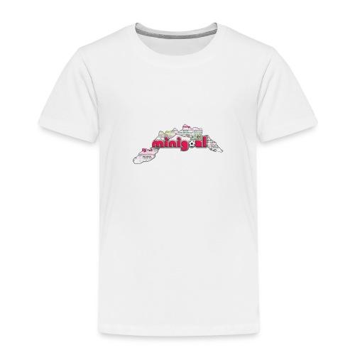 Maglietta Donna Liguria - Maglietta Premium per bambini
