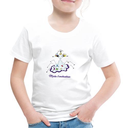 Merlu l'enchanteur - T-shirt Premium Enfant